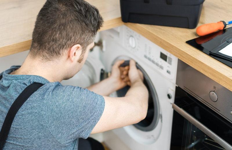 Reparatie wasmachine Gouda. Hoe werkt het?